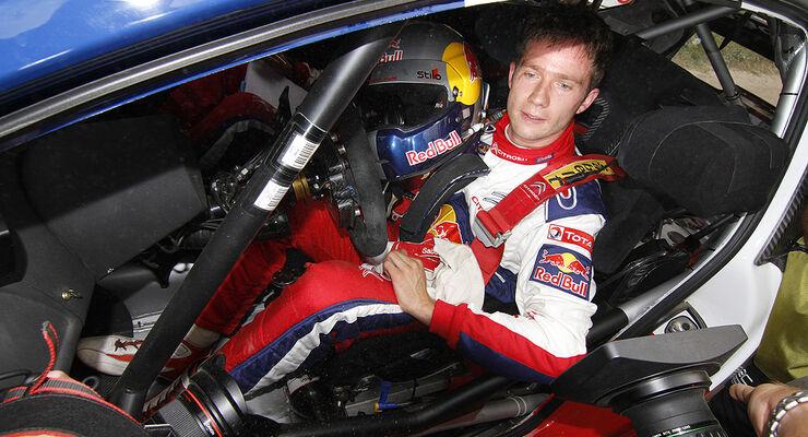Rallye Finnland 2010, Ogier, Citroen C4 WRC