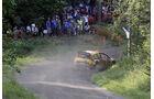 Rallye Finnland 2010, Petter Solberg, Drift