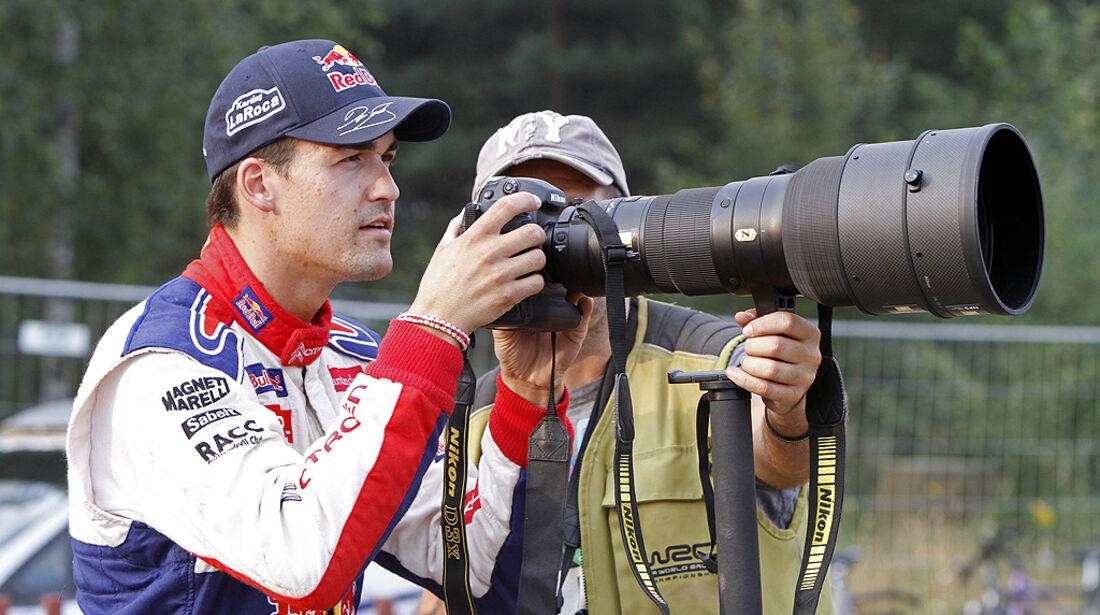 Rallye Finnland 2010, Sordo