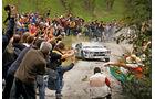 Rallye Legends, Lancia 037, Zuschauer