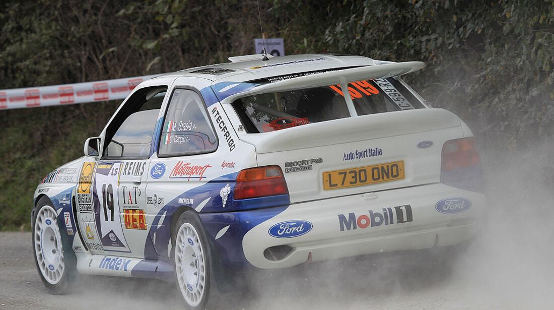 Rallye Legends, San Marino, Ford Escort Cosworth WRC
