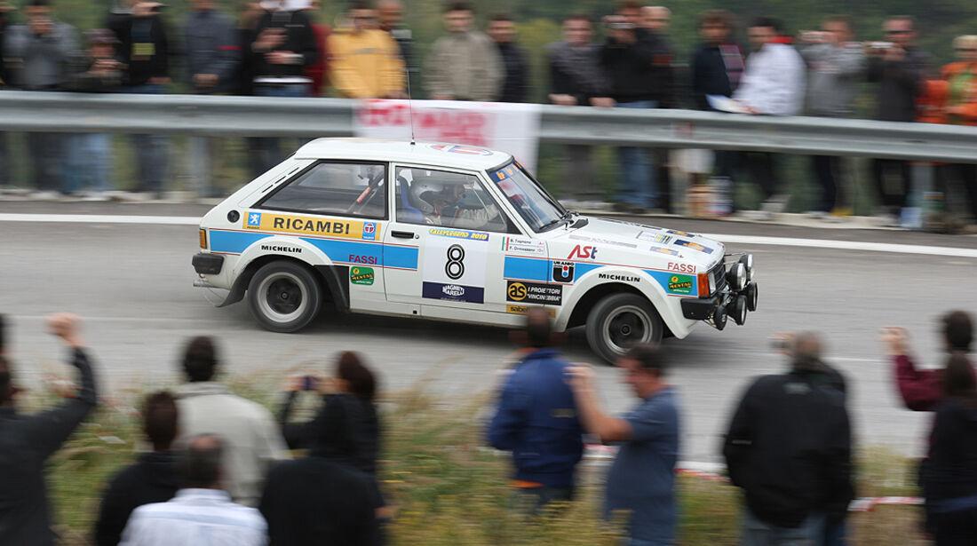 Rallye Legends, San Marino, Talbot Sunbeam