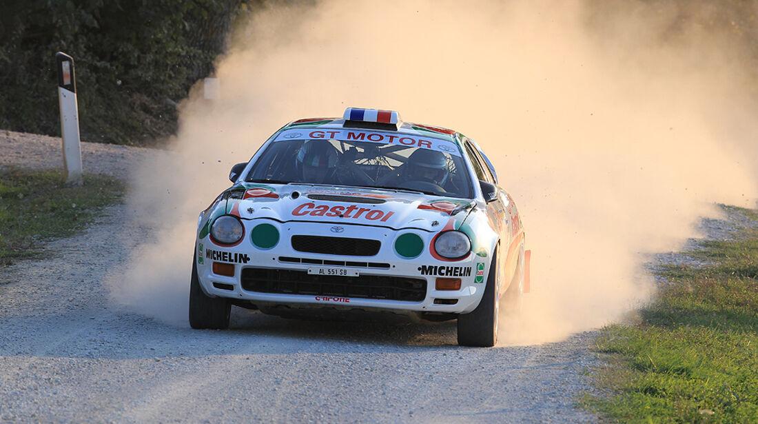 Rallye Legends, San Marino, Toyota Celica