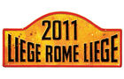 Rallye Liége-Rome-Liége, Logo