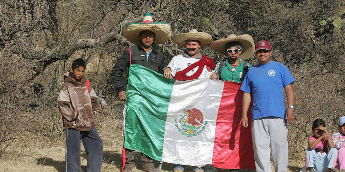 Rallye Mexiko 2011, Zuschauer