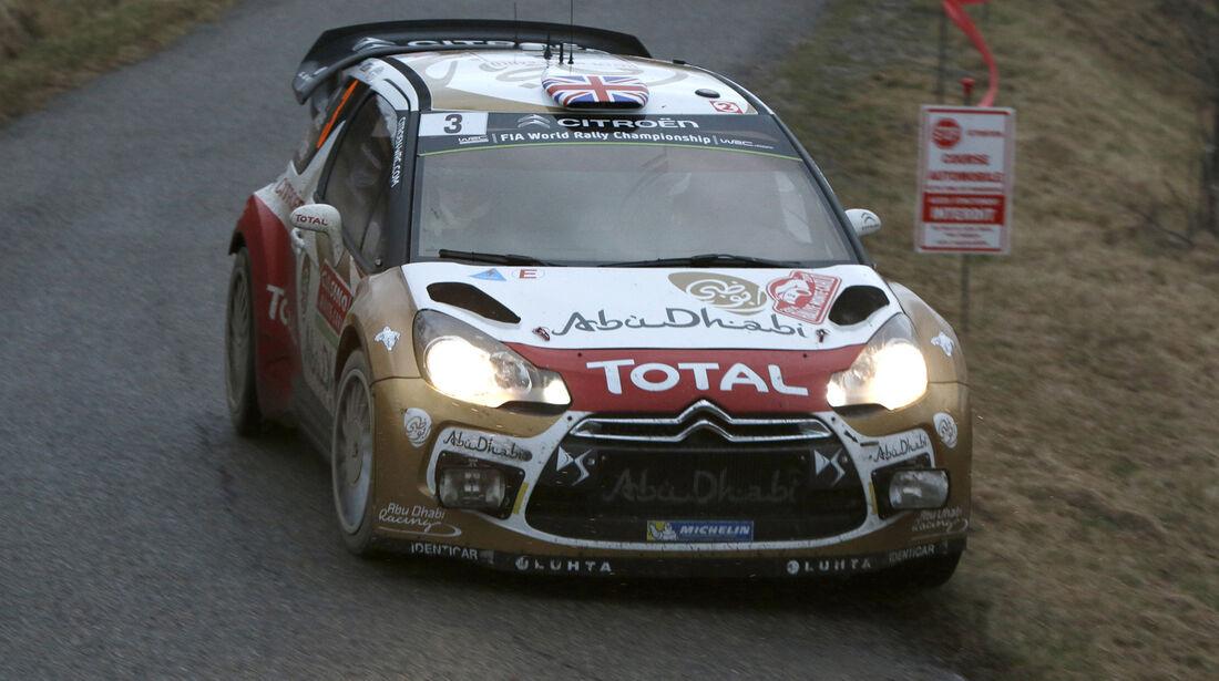 Rallye Monte Carlo - Kris Meeke