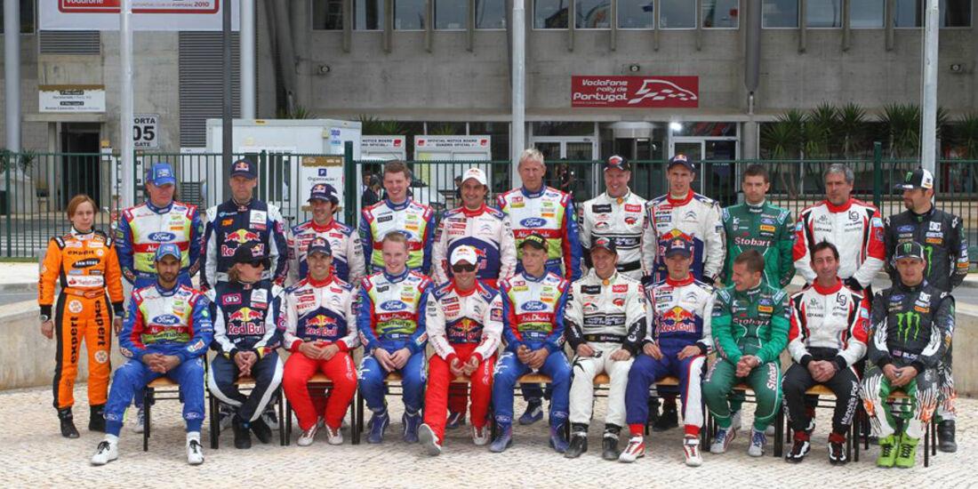 Rallye Portugal 2010