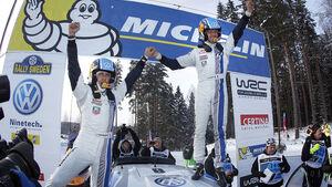 Rallye Schweden 2013, Tag 4