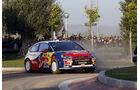 Rallye Spanien 2010,  Dani Sordo, Citroen C4 WRC