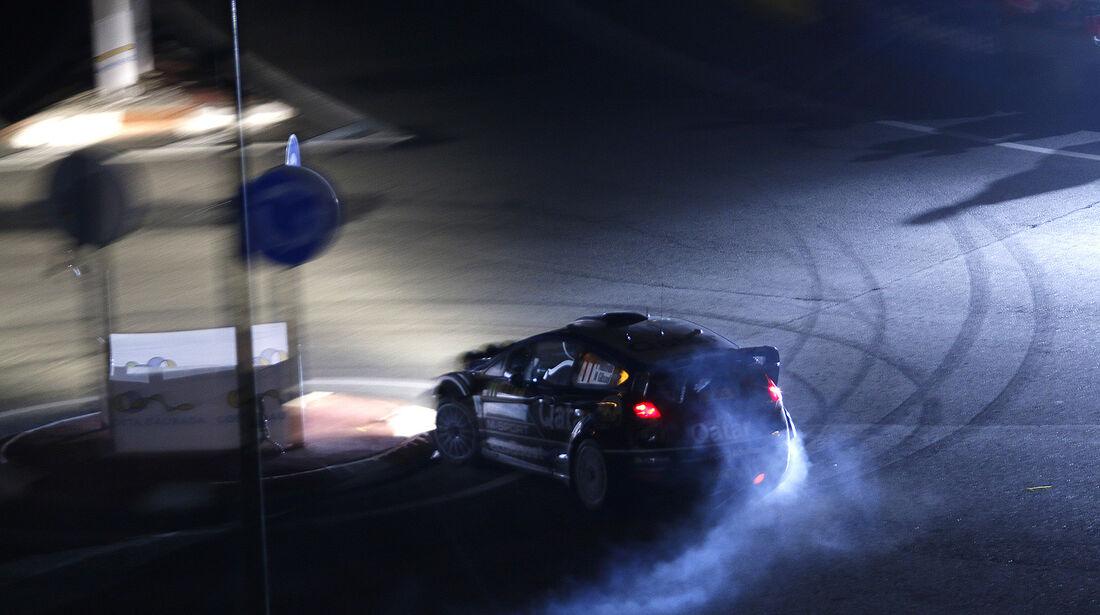 Rallye Spanien, Neuville