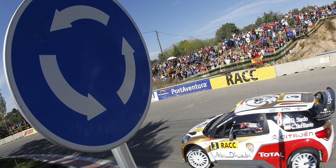 Rallye Spanien, Sordo, Citroen