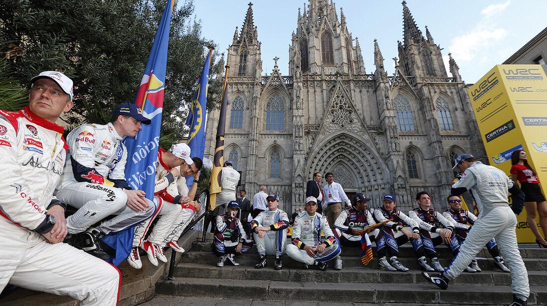 Rallye Spanien