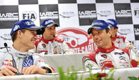 Rallye-WM, Sébastien Ogier, Sébastien Loeb