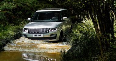 Range Rover (2018) PHEV Plug-in-Hybrid
