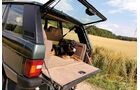 Range Rover 3.9 Vogue SE, Heckklappe