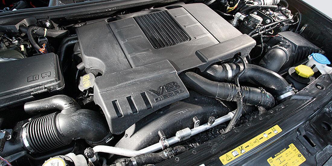 Range Rover 4.4 TDV8 Vogue, Motor