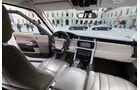 Range Rover 5.0 V8 SC, Innenraum, Interieur