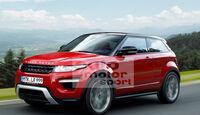 Range Rover Baby Evoque