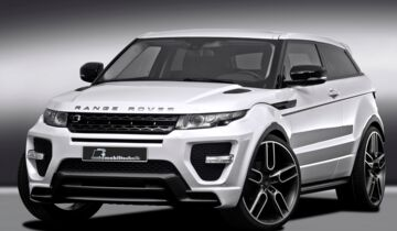 b b range rover evoque bis zu 300 ps f r den brit suv. Black Bedroom Furniture Sets. Home Design Ideas