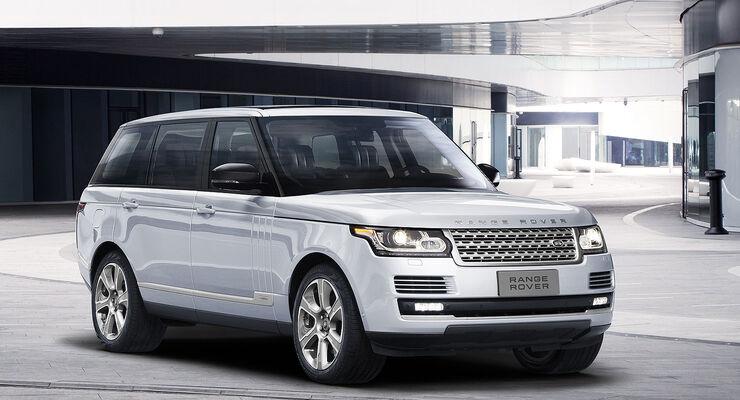 Range Rover Hybrid LWB