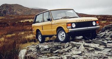 Range Rover Serie I Reborn Land Rover Classic