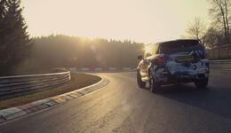 Range Rover Sport SVR, Nürburgring, Rekord