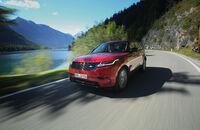 Range Rover Velar, Exterieur Front