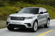 Range Rover Velar, Front Exterieur