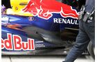 Red Bull Auspuff  - Formel 1 - GP China - 14. April 2012