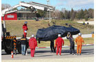 Red Bull - Barcelona Test 2 - 2015