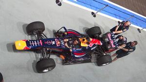 Red Bull Boxenstopp-Training - GP Singapur