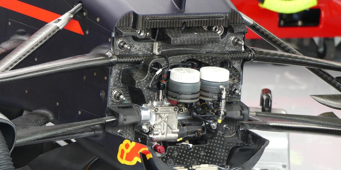 Red Bull - F1-Technik 2016