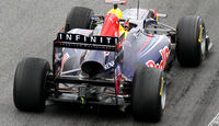 Red Bull F1 Test 2011