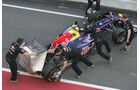 Red Bull F1-Test 2011