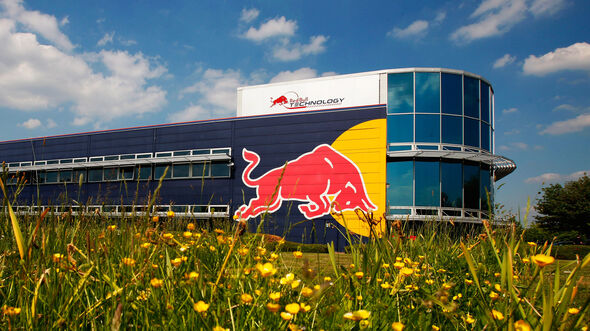 Red Bull Fabrik - Milton Keynes