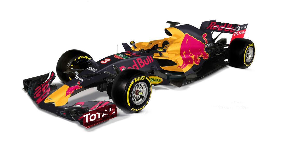 Red Bull - Formel 1 2017 - Designs - Sean Bull