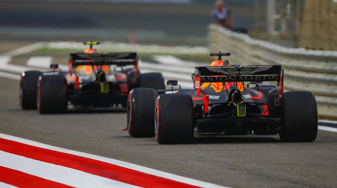 Red Bull - Formel 1 - GP Bahrain - 2019