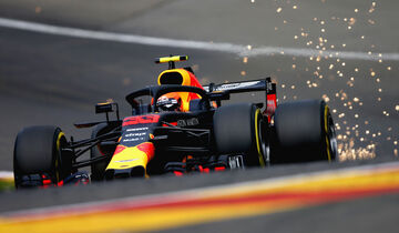 Red Bull - Formel 1 - GP Belgien 2018