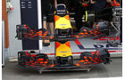 Red Bull - Formel 1 - GP Belgien - Spa-Francorchamps - 23. August 2018