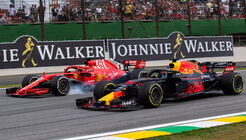 Red Bull - Formel 1 - GP Brasilien 2018