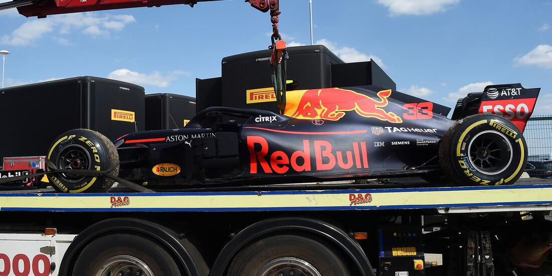 Red Bull - Formel 1 - GP England 2018