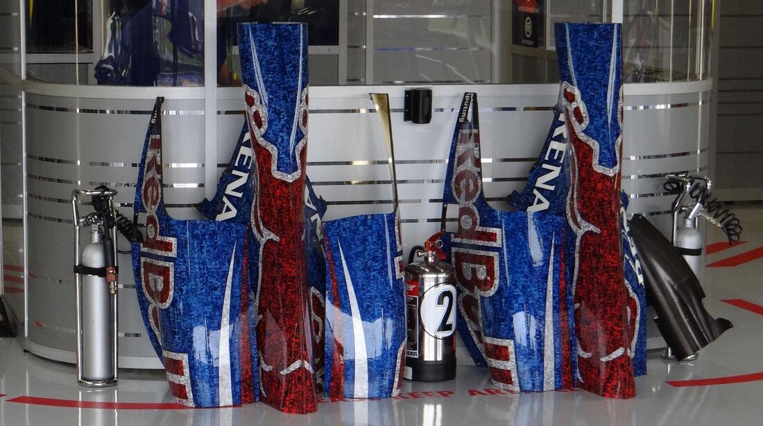Red Bull - Formel 1 - GP England - Silverstone - 6. Juli 2012
