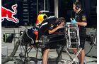 Red Bull - Formel 1 - GP Indien - 25. Oktober 2012