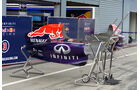 Red Bull - Formel 1 - GP Italien - 3. September 2014