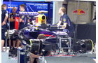 Red Bull - Formel 1 - GP Italien - 4. September 2014