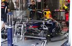 Red Bull - Formel 1 - GP Italien - 7. September 2012