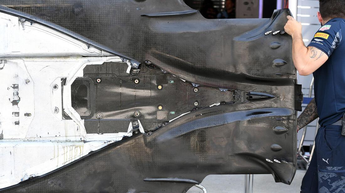 Red Bull - Formel 1 - GP Italien - Monza - 2. September 2016