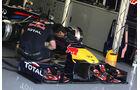 Red Bull - Formel 1 - GP Japan - 08. Oktober 2011