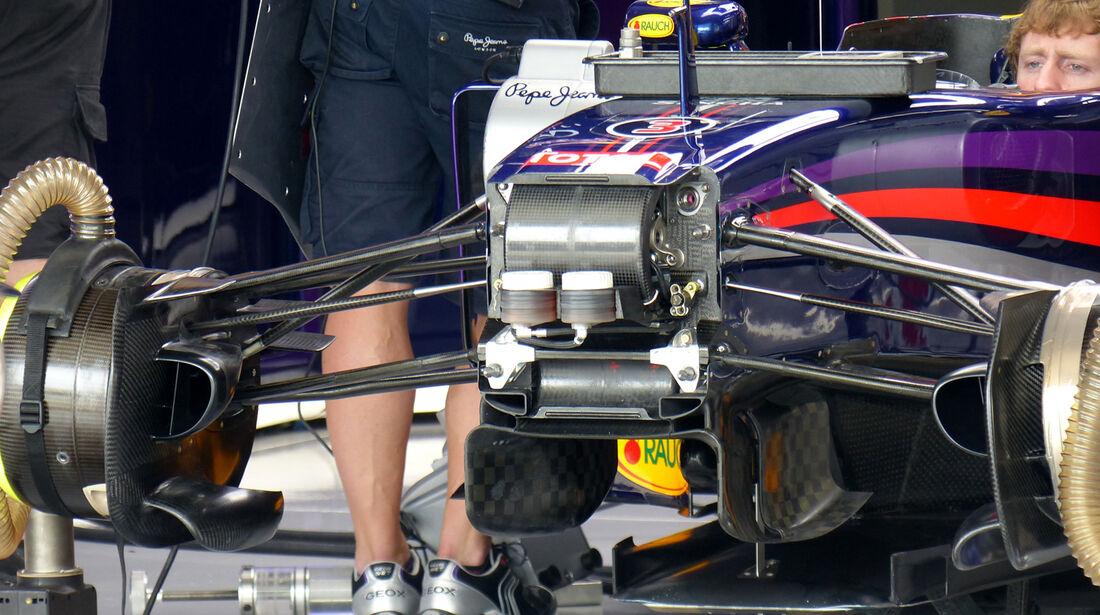 Red Bull - Formel 1 - GP Japan - 3. Oktober 2014