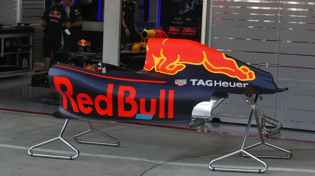Red Bull - Formel 1 - GP Japan - Suzuka - Donnerstag - 6.10.2016